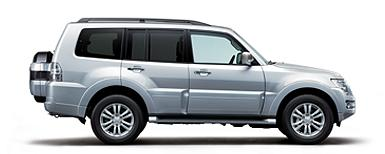 Pajero 5d Limited Edition
